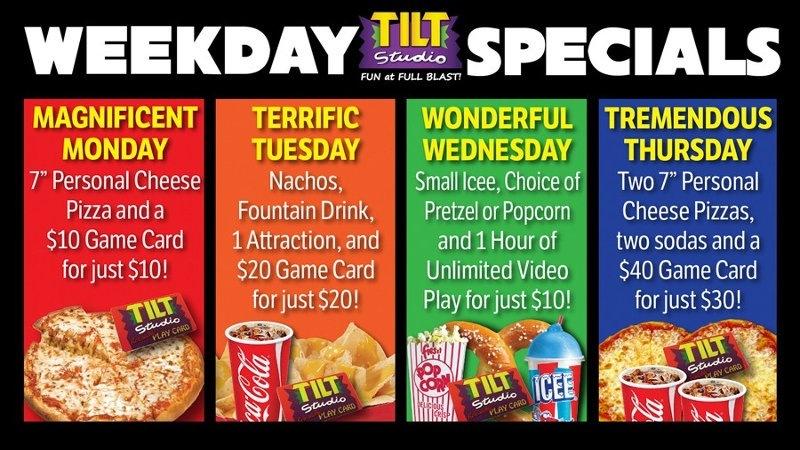 Weekly Specials Gurnee