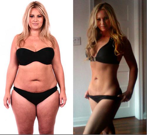 Briana Christine- 100 POUND transformation_FRONT