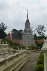 Stupa Silver Pagoda