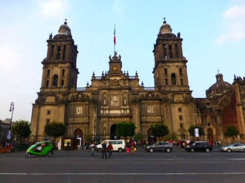Metropolitan Cathedral of the Assumption of Mary - Mexico City