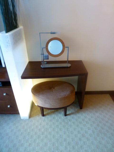 Park Hyatt Zurich - Standard Room - Vanity