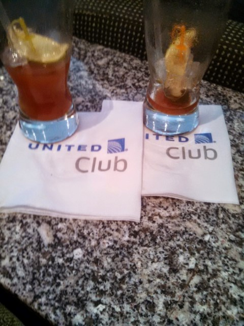United Club Bloodies