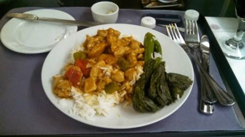 Bland Kung Pao Chicken