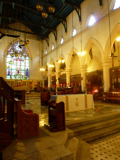 St. John's Cathedral - Interior