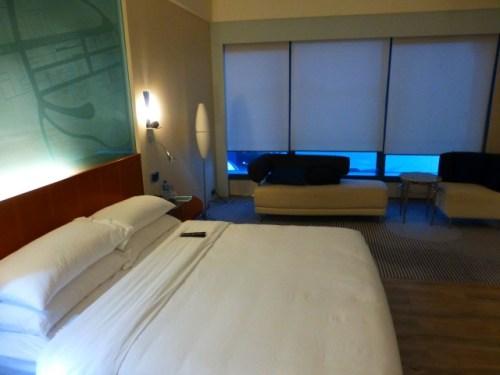 King Guest Room - Le Méridien Cyberport