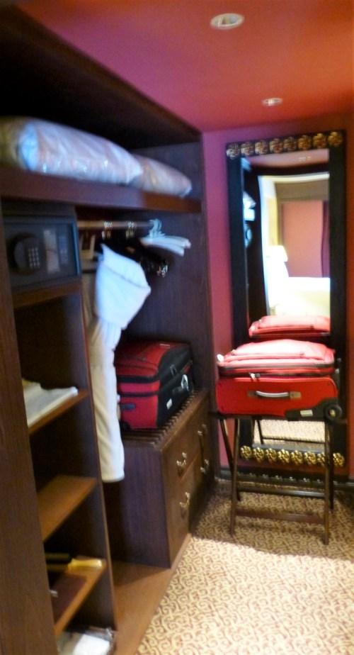 Very Large Closet