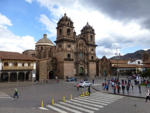 Cathedral Basilica of the Assumption of the Virgin - a/k/a Cusco Cathedral