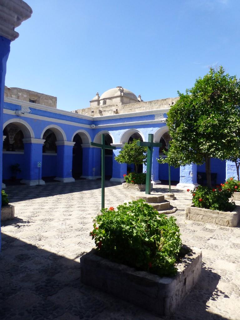 Santa Catalina Monestary - Arequipa