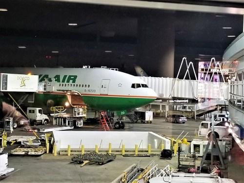 EVA Air 777-300