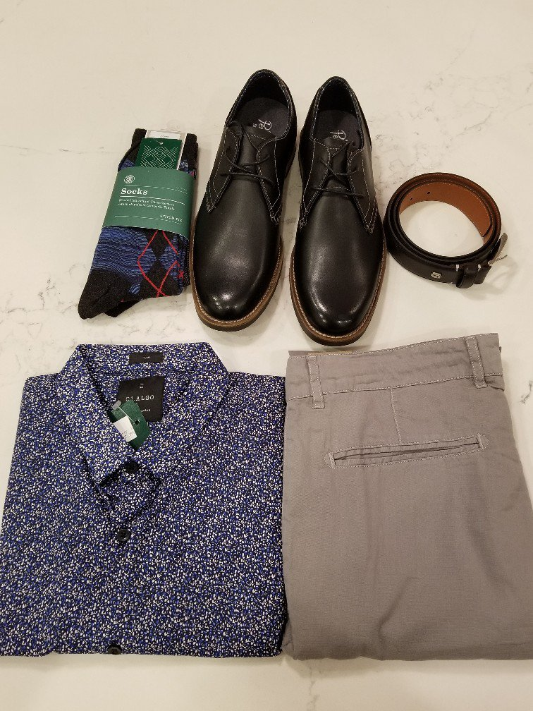 This month's selection from StitchFix