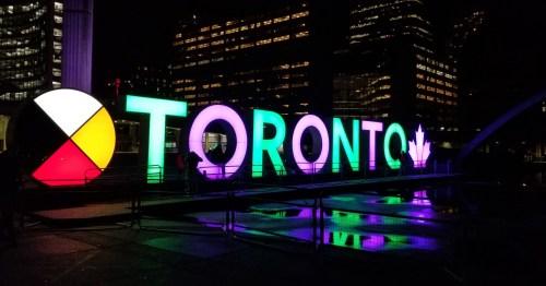 Why I Love Toronto