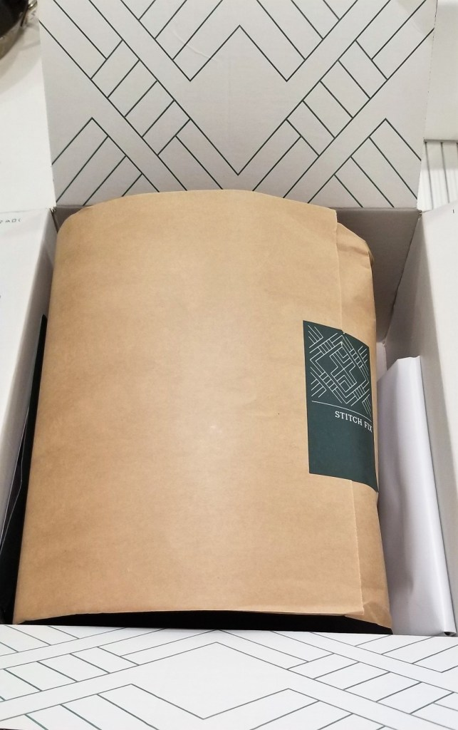 Stitch Fix Men's Box
