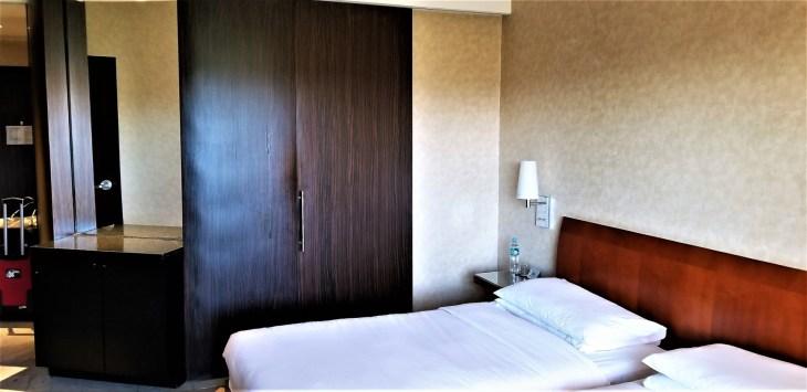 Park Hyatt Mendoza - Sleeping Area