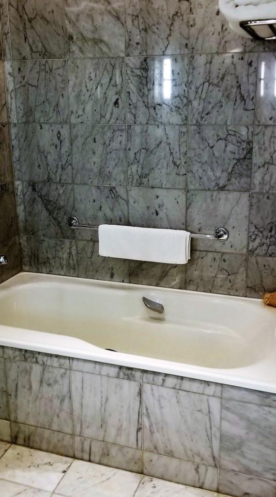 Park Hyatt Mendoza - Separate Bathtub