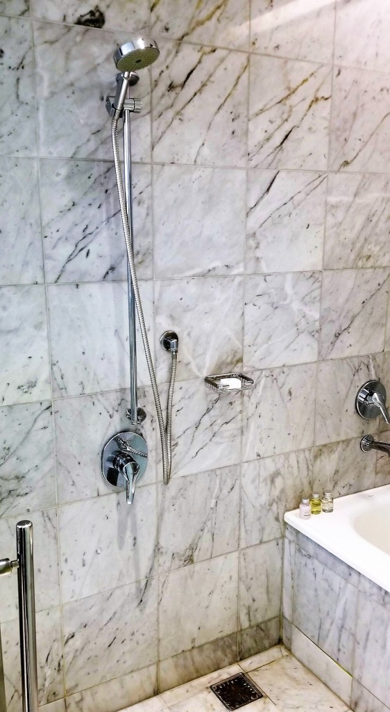 Park Hyatt Mendoza - Shower