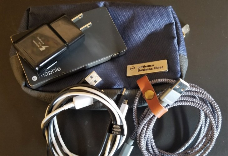 Power Cable Travel Kit