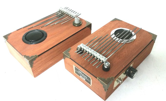 Electric Kalimbas