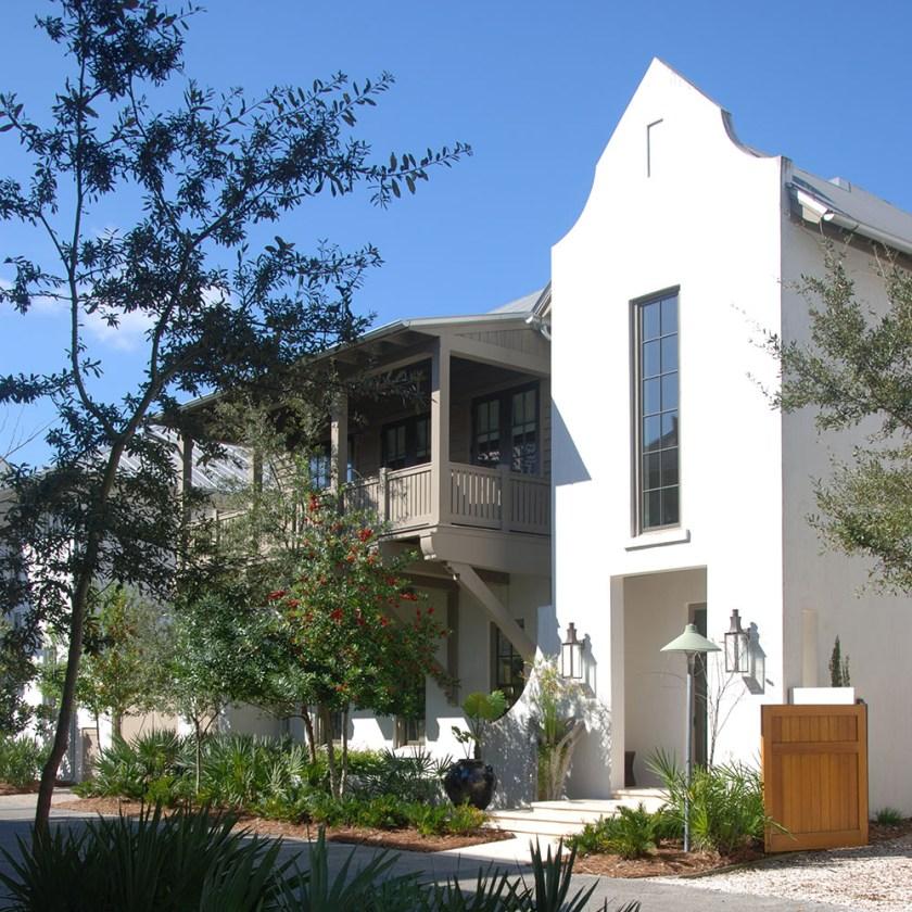 McNamara-Rosemary Beach-West Water House-Exterior