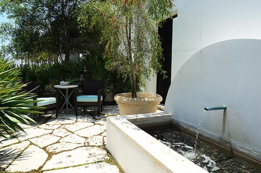 McNamara-Alys Beach House-Somerset Villa-Exterior-Fountain