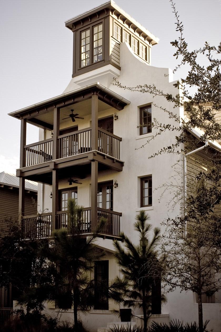 McNamara-Rosemary Beach House-Johnstown Lane-Exterior-Front