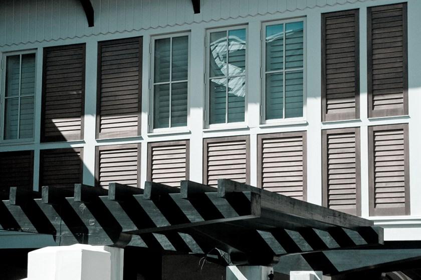 McNamara-Rosemary Beach House-North Spanish Town Court-Exterior-Carriage