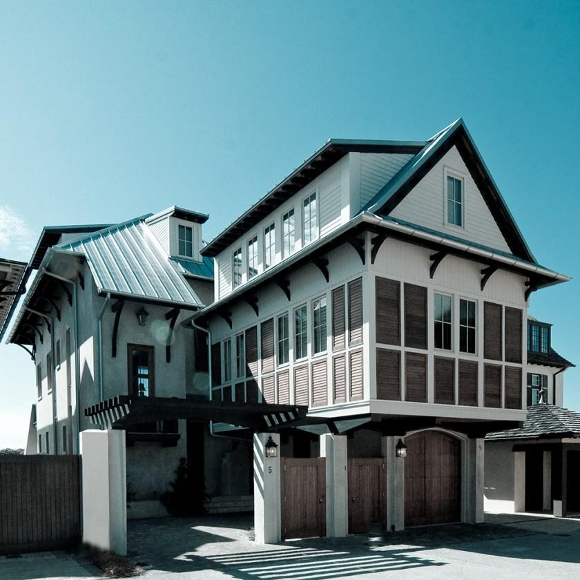 McNamara-Rosemary Beach House-North Spanish Town Court-Interior-Featured
