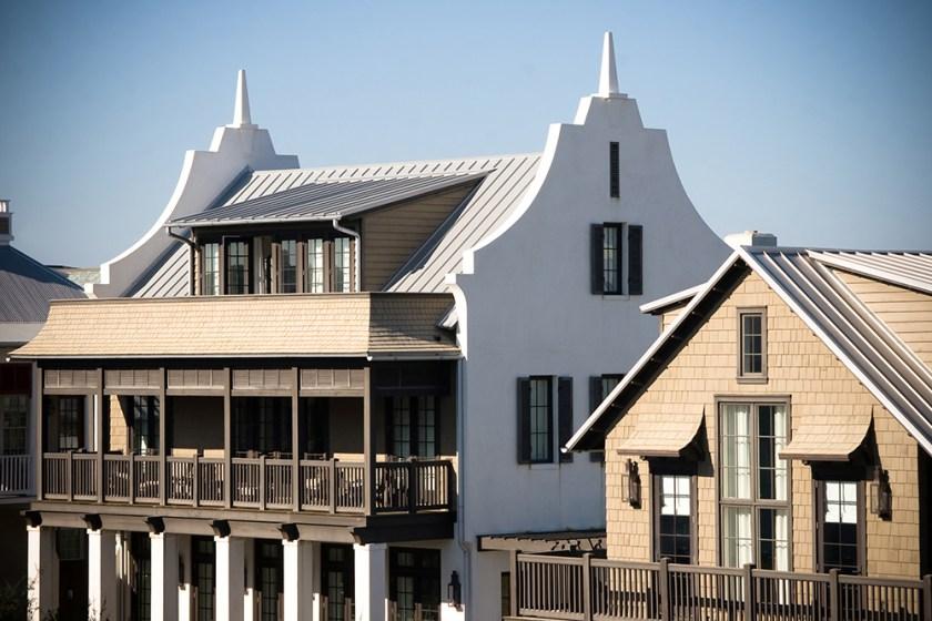 McNamara-Rosemary Beach House-Town Hall Road-Exterior-SE