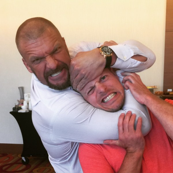 Triple H on Pre-Fight Rituals, Injury Avoidance, and Floyd Mayweather, Jr. (#72)