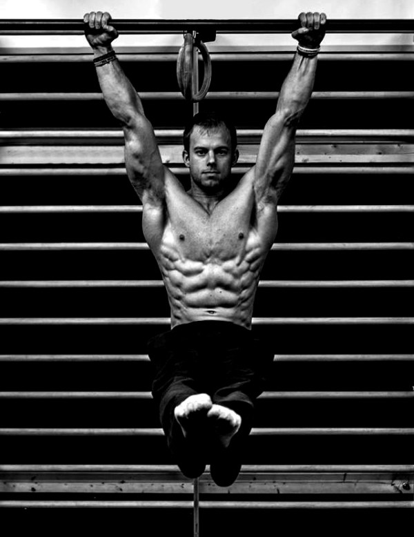The Secrets of Gymnastic Strength Training, Part Two — Home Equipment, Weighted Stretches, and Muscle-Ups (#180)
