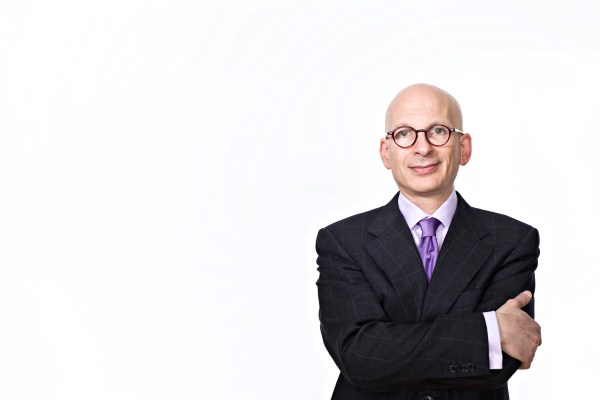 "Seth Godin on How to Say ""No,"" Market Like a Professional, and Win at Life (#343)"