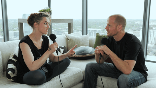 Amanda Palmer and Tim Ferriss