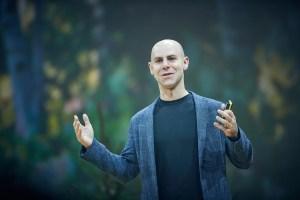 Adam Grant is a world-renowned speaker
