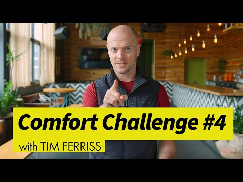 Comfort Challenge #4: Revisit the Terrible Twos