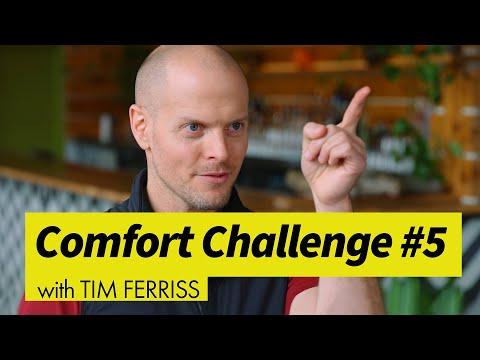 Comfort Challenge #5: Use the Criticism Sandwich