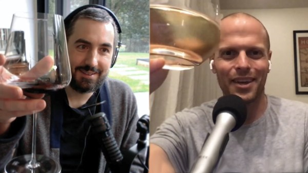 Kevin Rose and Tim Ferriss