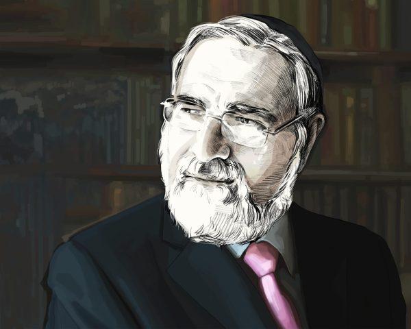 Rabbi Lord Jonathan Sacks on Powerful Books, Mystics, Richard Dawkins, and the Dangers of Safe Spaces (#455)