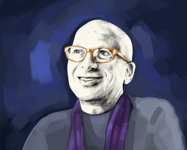 Seth Godin on The Game of Life, The Value of Hacks, and Overcoming Anxiety (#476)