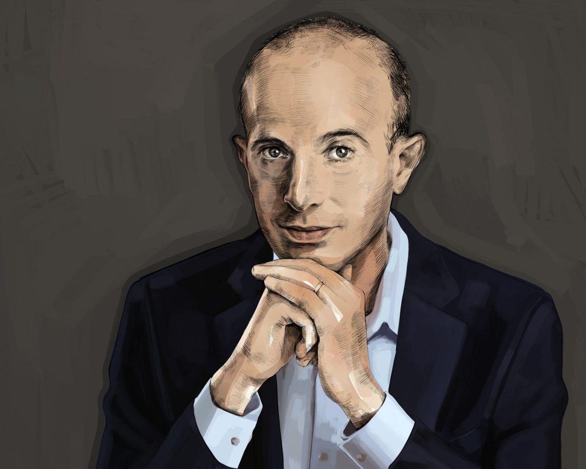 Yuval Noah Harari on The Story of Sapiens, The Power of Awareness, and The Brilliance of Bone-Conduction Headphones (#477)