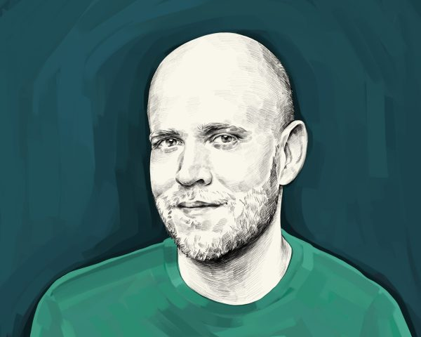 Daniel Ek, CEO of Spotify — Habits, Systems and Mental Models for Top Performance (#484)
