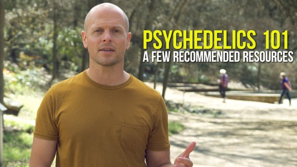 Psychedelics 101: Books, Documentaries, Podcasts, Science, and More