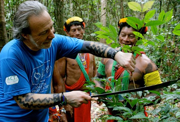 Plants of the Gods — Dr. Mark Plotkin on Ayahuasca, Shamanic Knowledge, the Curse and Blessing of Coca, and More (#508)