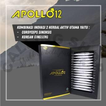 Efek Samping Apollo 12