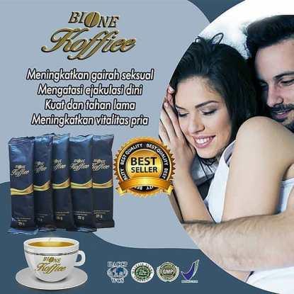 Kopi Vitalitas Stamina Keperkasaan Pria - Bio one Coffee