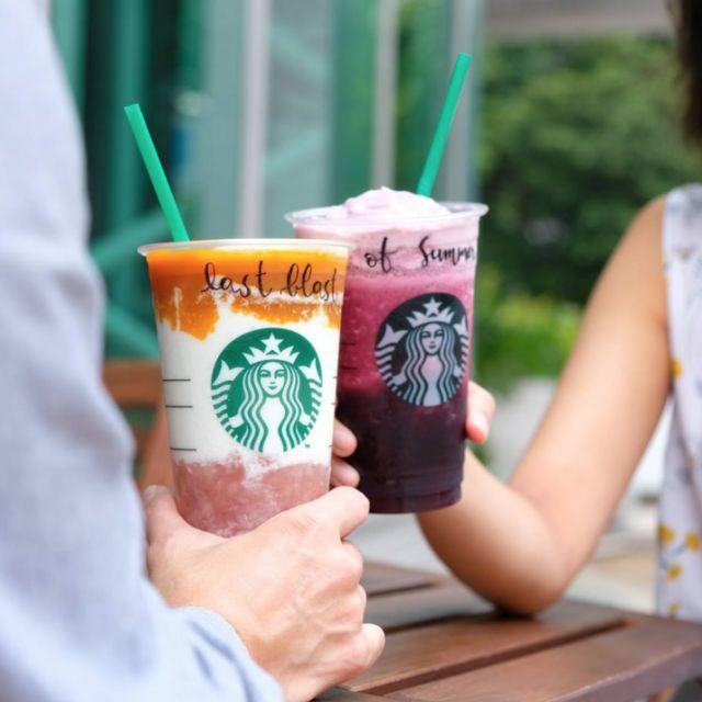 相關事件 - Starbucks「星冰樂買一送一」優惠 - Timable 香港