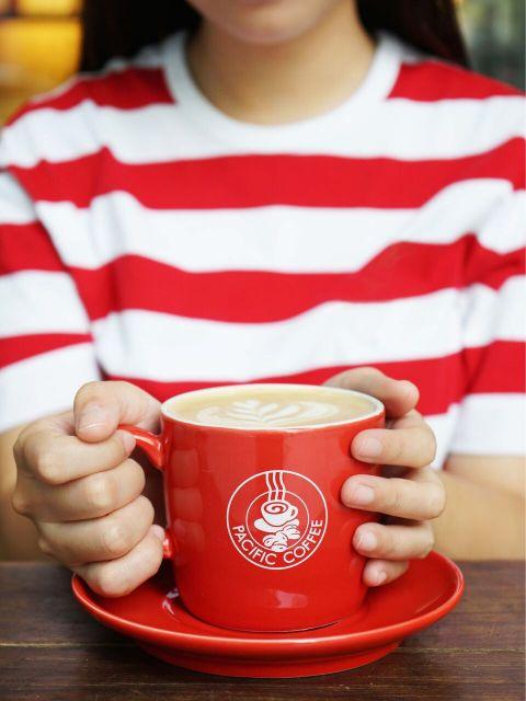 Pacific Coffee「穿紅色衣物享買一送一」 - Timable 香港 事件