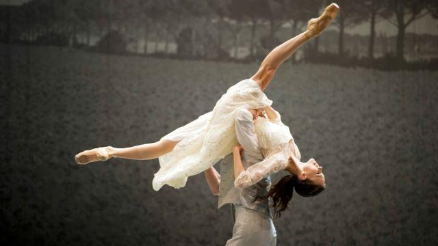 《安娜.卡列妮娜》蘇黎世芭蕾舞團 @46th香港藝術節 - Timable 香港 事件