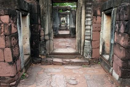 Noch ein Zugang, ca. 1000 Jahre älter