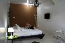 So kann ein 21 Euro Zimmer aussehen!