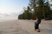 Ban Cheun Beach - nicht gerade überlaufen