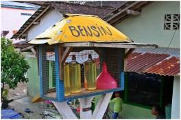 """Mein Lieblingstank""""vogelhaus"""" auf Java"""